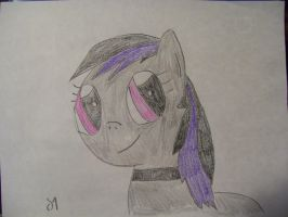 Mare Sketch by SonicAmp