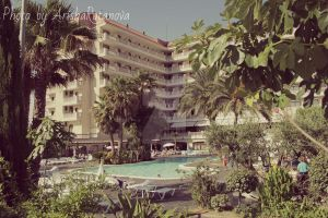 Spanish hotel Bella Playa by ArishkaRotanova