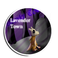 Lavender Town by Litwicke
