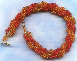 Double spiral rope by Craftcove