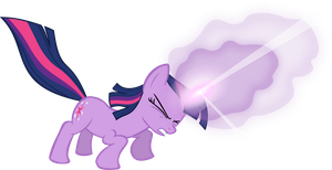 Twilight Performing Very Powerful Magic by Triox404