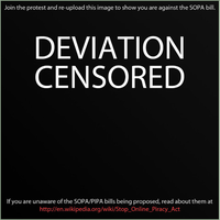 DEVIATION CENSORED by Hep-Hap