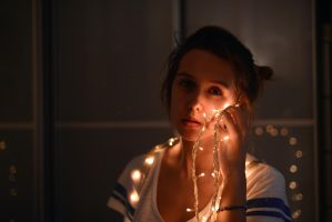 christmas lights by efate