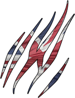 Union Jack Scratch Tattoo by Faithful-Jewel