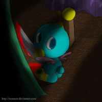 The Chao.. In The Night by ReenaCat