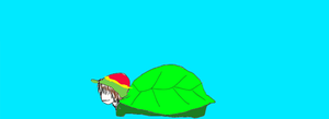 me as a turtle by harrypotterfan110