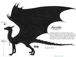 Jacobe REF by DragonLover4Ever