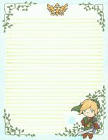 Link stationary by Feilan