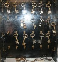 Gallatin Museum 6 Keys by Falln-Stock