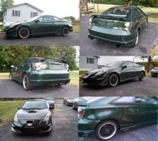 2002 Toyota Celica multi pics by blackout17