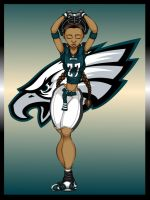 Eagles Girl - Home by Soulbrotha