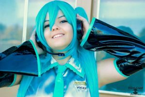 Hatsune Miku - My Song by rynoki