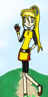 CE: New Yellow Design by pandalover68