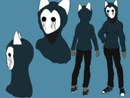 Lupis Ref Sheet by Iceofthearctic