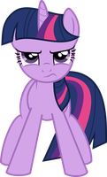 Twilight Sparkle battle position by MrCbleck
