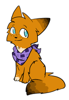 Art Trade for royal-vg-sprite-cat by Siver-69