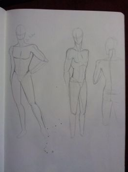 body practice 3 by Liegh