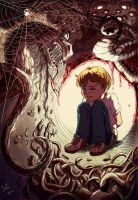 The cave of horrors by Juli556