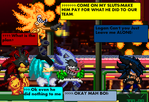 Xx.Preview Of Chaotic Ligthning Part One.xX by Xx-ApocalypseHeartxX
