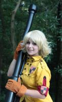 Seras Shoot 27 by DustbunnyCosplay