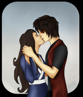 ATLA- Kiss by CindyRex