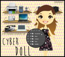+Cyber Doll by laaaraaa1