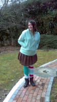 Vanellope Cosplay by shindigapparel