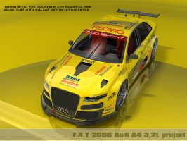 Audi A4 tuning by hermanform