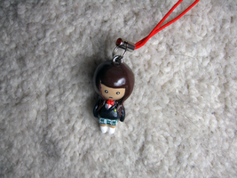 Gogo Yubari Charm - Kill Bill by Zodiac-Salad