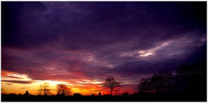 sunset 3 by kn23