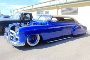 Blue Convertible Lead Sled by DrivenByChaos