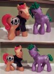 Small Business Owner Ponies by YFish