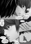 Death Note Doujinshi Page 80 by Shaami