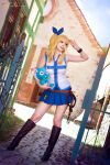 Fairy Tail - Lucy Heartfilia by Calssara