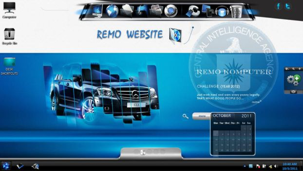 REMO DESKTOP by Jetsetter