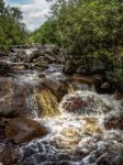 Waterfalls on the River Cerna Desna by pingallery