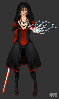 Sith Dyre by isoldel