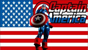 Captain America wallpaper by SWFan1977