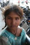 Indian Girl by Travellerhk