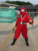Onion Knight ninja ver. Amecon '12 by KaniKaniza