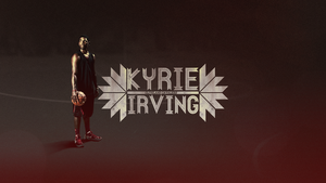 Kyrie Irving by bu22y