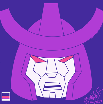 Galvatron by MaskFive