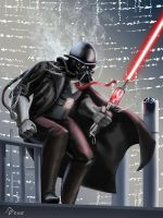 Darth Steamius by AndrewDoris