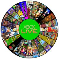 XBOX's Wheel of Prizes by Gradyz033
