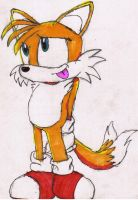tails silly by Deathmegasega3