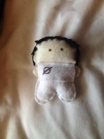 Leathermouth Frank Pocket Doll by Raven052