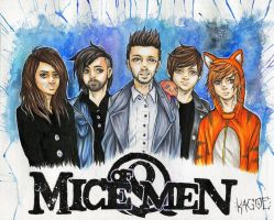 Of Mice and Men by Kagoe