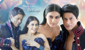 Srkajol Signature 8 by scarletartista