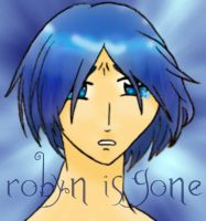 Robyn is Gone? by ShiroChaan