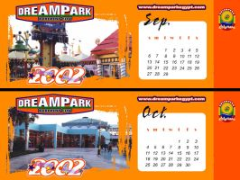 DreamPark Office Calender 5 by dreampark